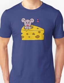 I Love Your Cheese Unisex T-Shirt
