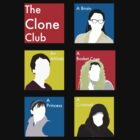 The Clone Club by A Bouchard