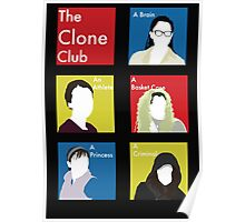 The Clone Club Poster