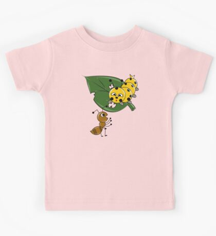 Animal World Kids Tee
