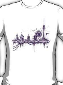 Berlin vibe (purple) T-Shirt