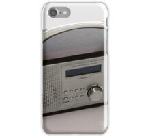 Portable Radio iPhone Case/Skin