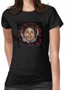 In Dexter We Trust Womens Fitted T-Shirt