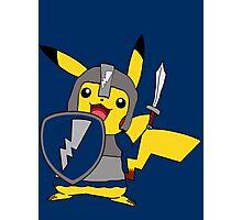 MCC Crusader Pikachu Photographic Print