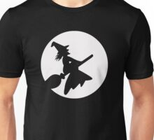 Witch To The Moon Unisex T-Shirt