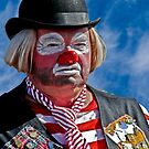 Sad Clown by Linda Sparks