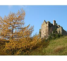 neidpath castle Photographic Print