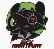 Nick Night Fury Kids Clothes