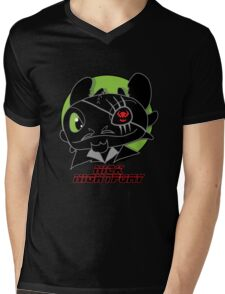 Nick Night Fury Mens V-Neck T-Shirt