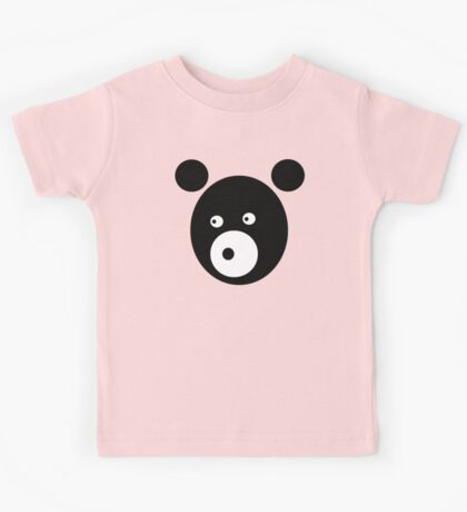 Black Bear Kids Tee