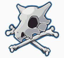 Cubone Skull And Bones Kids Clothes