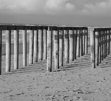 Beach Structures by ufupho