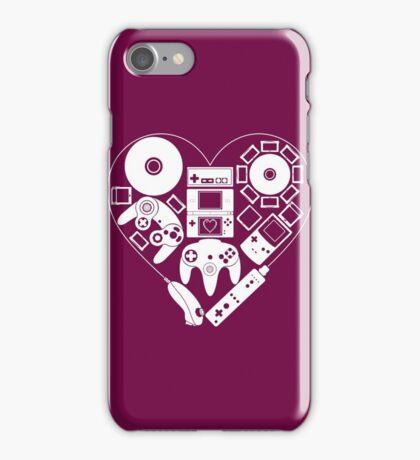 Nintendo Love iPhone Case/Skin