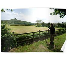 Roseberry Topping 8 and the Unknown Photographer Poster