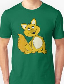 Happy Doggie Unisex T-Shirt