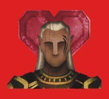 Zevran romance by Abatashi