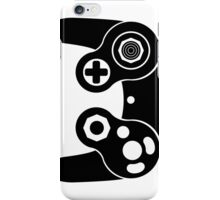 Nintendo GameCube Black iPhone Case/Skin