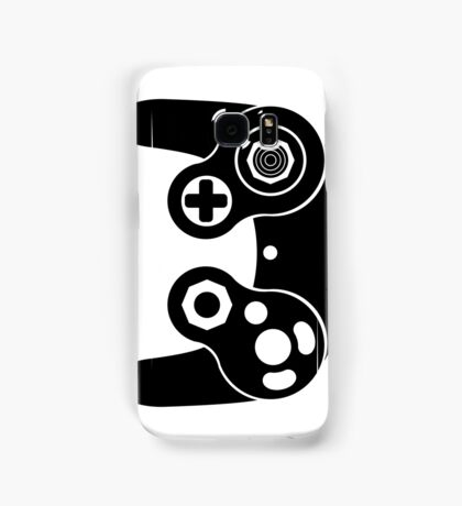 Nintendo GameCube Black Samsung Galaxy Case/Skin