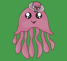 Lady Jellyfish Kids Clothes