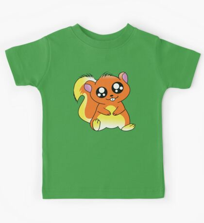 Squirrel Chan Kids Tee