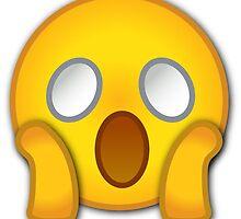 Shocked Emoji by Ch3lZ