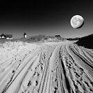Moon. by Artist Dapixara