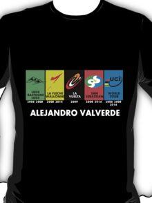 Alejandro Success White T-Shirt