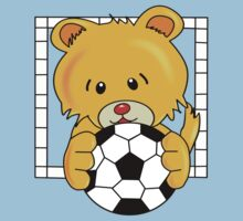 Soccer Bear Kids Clothes