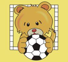 Soccer Bear Kids Clothes