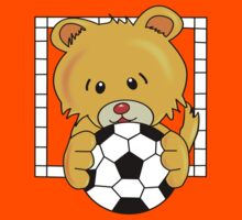 Soccer Bear by Rainy