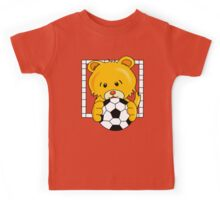 Soccer Bear Kids Tee