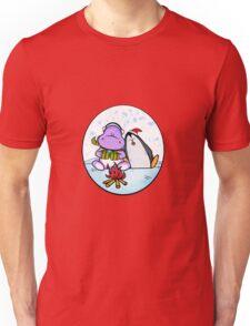 Hippo & Penguin Unisex T-Shirt