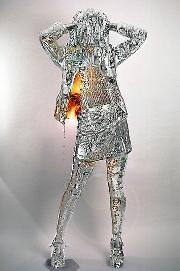 Ice Girl by billyboy
