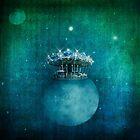 Magical moon by KarinesPic