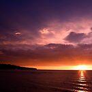 Caseville Sunset by Sachi
