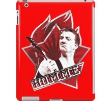 (JOSH) HOMME iPad Case/Skin