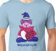 Raggedy Clown Unisex T-Shirt