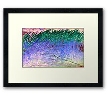 Windy Reeds-Available As Art Prints-Mugs,Cases,Duvets,T Shirts,Stickers,etc Framed Print