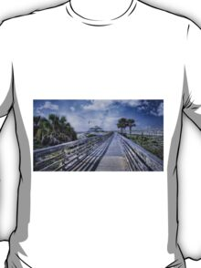 A Boardwalk at St. Andrews T-Shirt