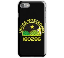 USCSS Nostromo iPhone Case/Skin