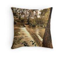 rio la silla 3 Throw Pillow