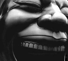 Cavern Laugh  by jalcruz