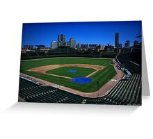Wrigley Field 01 Greeting Card