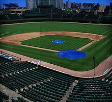 Wrigley Field 02 by Lindsey McKnight