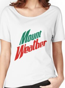 Mount Weather/Dew Women's Relaxed Fit T-Shirt