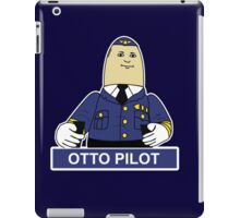 Otto the Inflatable Pilot iPad Case/Skin