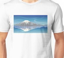Snow Mountain Unisex T-Shirt