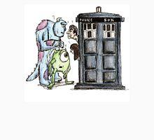 Monsters vs Doctor who Unisex T-Shirt