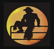 Cowboy Moon by sherryk