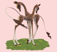 Cute Deer  Kids Tee
